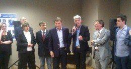 Presentazione lista elettorale città al centro con Daniele Imperiale (1)