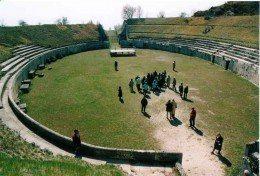 Alba Fucens Anfiteatro