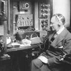 Guglielmo Marconi a Bordo della Nave Elettra