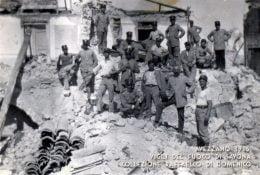 Vigili del Fuoco di Savona Avezzano 1915 copia