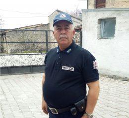 Guardia giurata Salvatore Di Giacomantonio