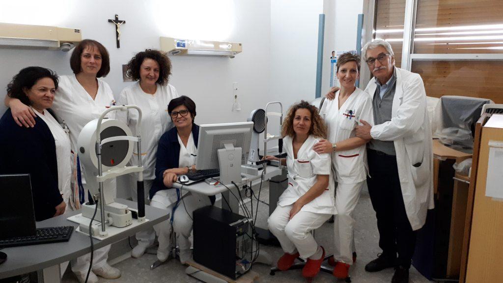 ad4eeb6e1f Oculistica all'avanguardia, collaborazione con reparto Sulmona. Di  Bastiano: fare lo stesso per i Tribunali | MarsicaLive