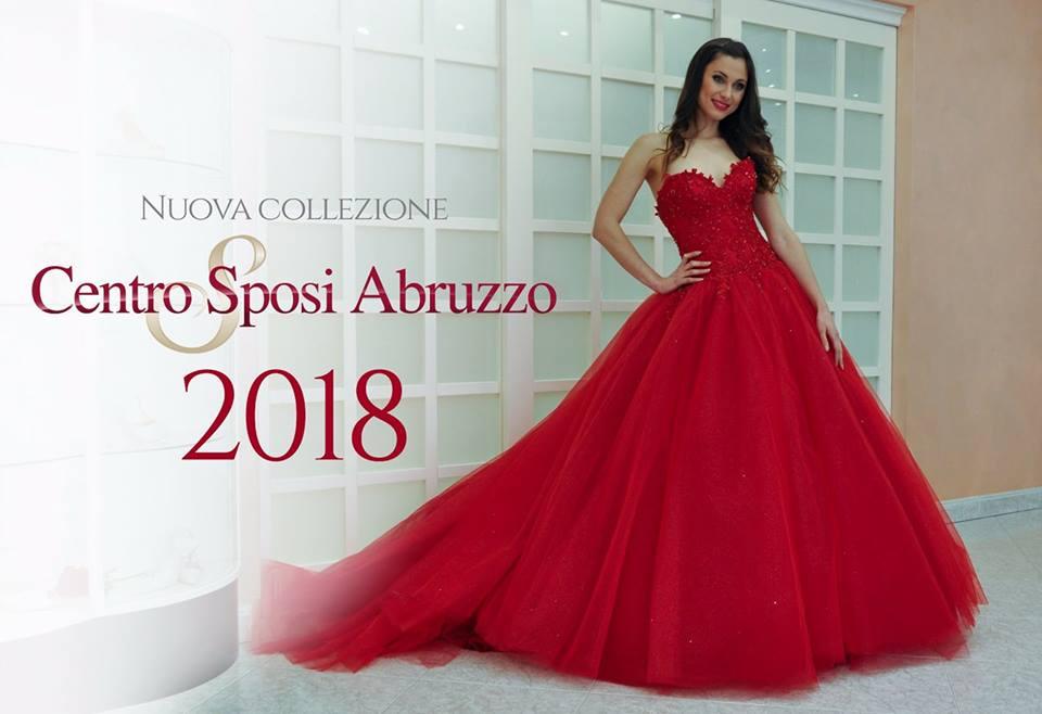 Super Rosso, rosa o verde Tiffany! Al Centro sposi Abruzzo l'abito CR04