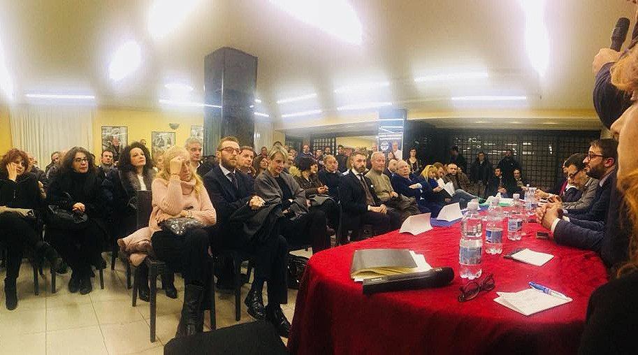 Tagliacozzo fratelli d italia si presenta alla citt con for Camera dei deputati live