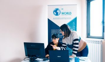 the digital world staff