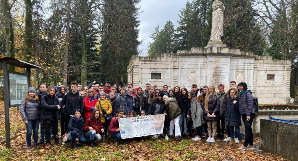 Grande successo per il progetto Erasmus Bet, dell'istituto Galilei di Avezzano: studenti europei alla scoperta di storia, cultura e natura nella Marsica - MarsicaLive