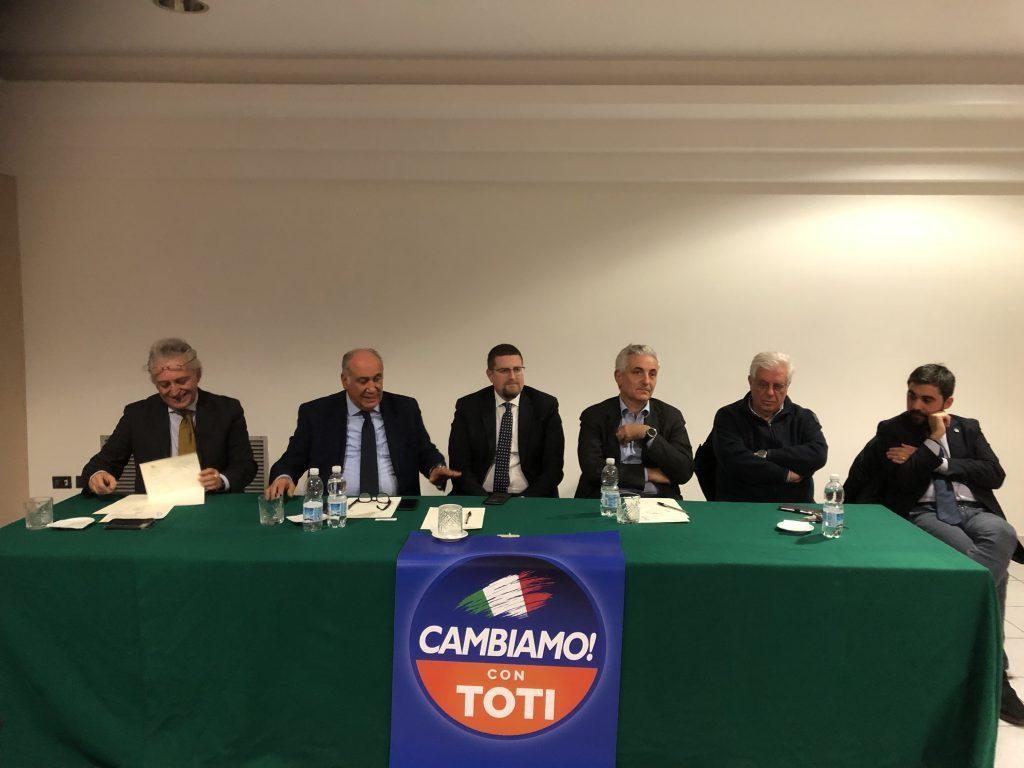"""Il comitato provinciale """"Idea-cambiamo"""" riunito ad Avezzano in vista delle prossime elezioni amministrative - MarsicaLive"""
