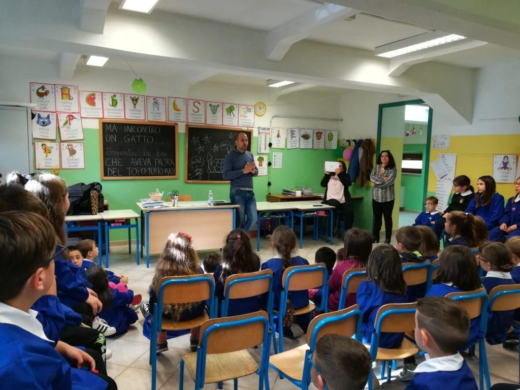 Libriamoci 2019 alla Mazzini-Fermi di Avezzano: una settimana di letture a scuola insieme a scrittori, attori e artisti vari - MarsicaLive