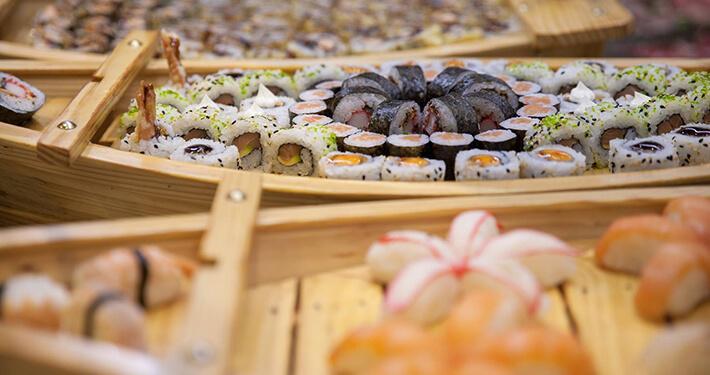 sushi happy wok