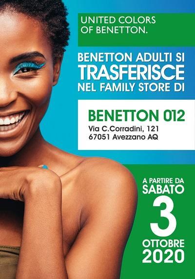 Benetton mobile home