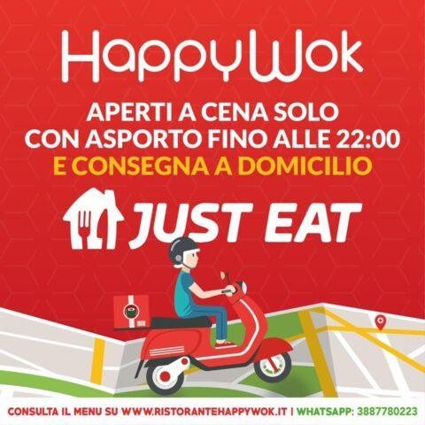Happywok mobile