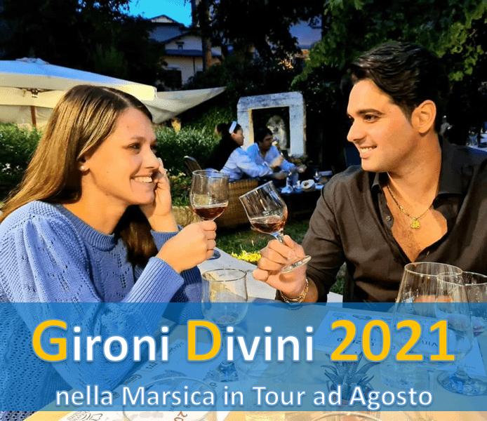 Gironi Divini Mobile e Desktop Home