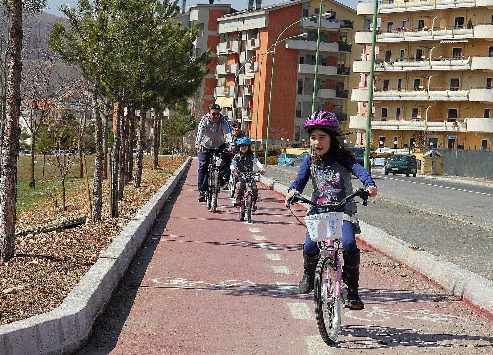 Al via i lavori per la pista ciclabile ad Avezzano, rivoluzione alla viabilità